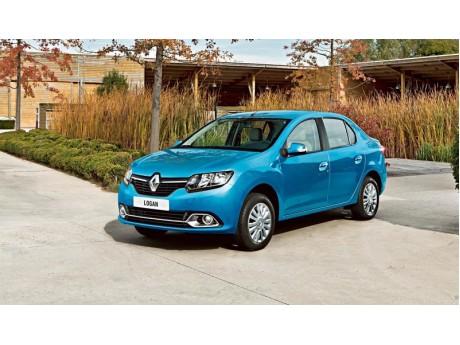 Renault Logan II MT (2018 г.в)